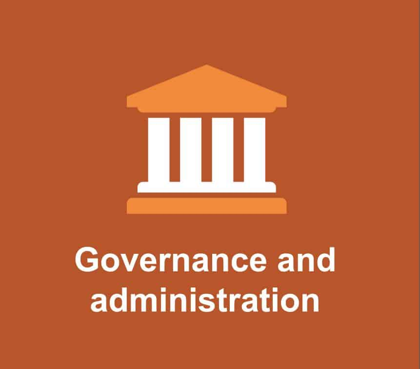 Governance and Administration image