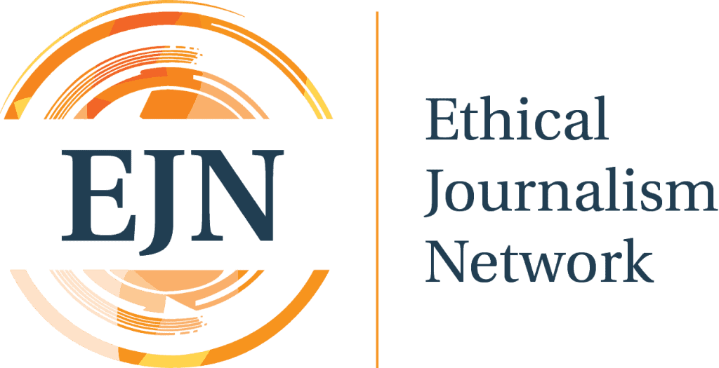Ethical Journalism Logo