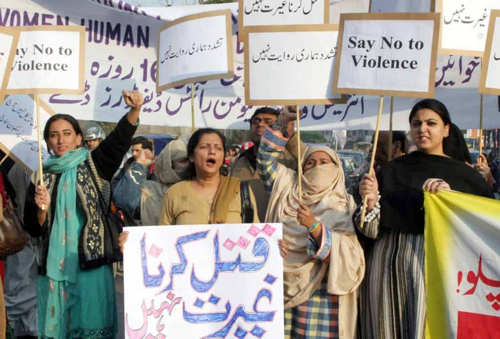 Human rights for women in Pakistan